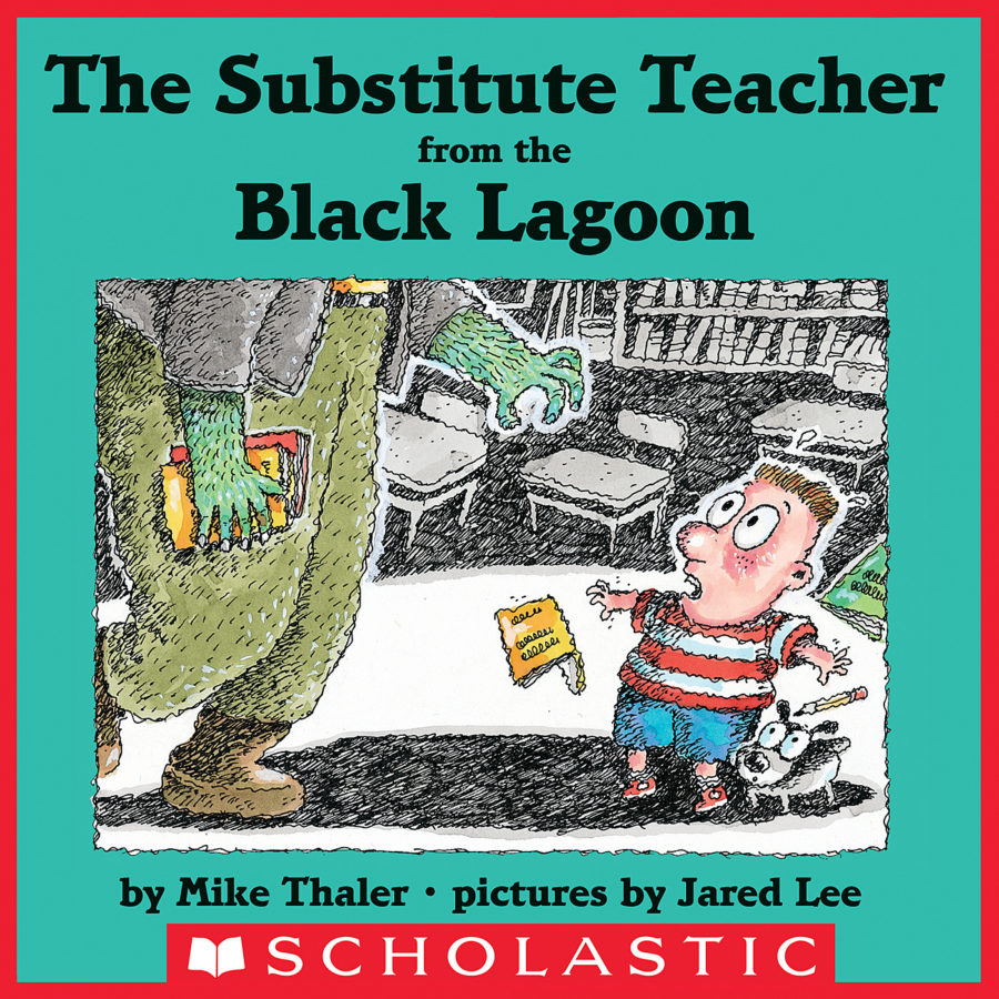 Mike Thaler - The Substitute Teacher from the Black Lagoon