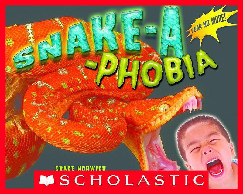 Grace Norwich - Snake-a-phobia