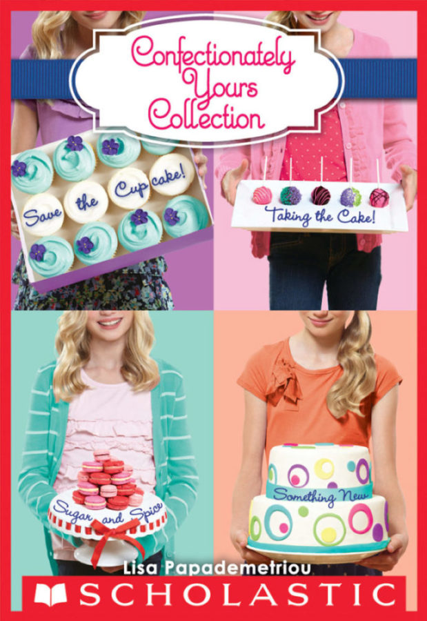 Lisa Papademetriou - Confectionately Yours Collection