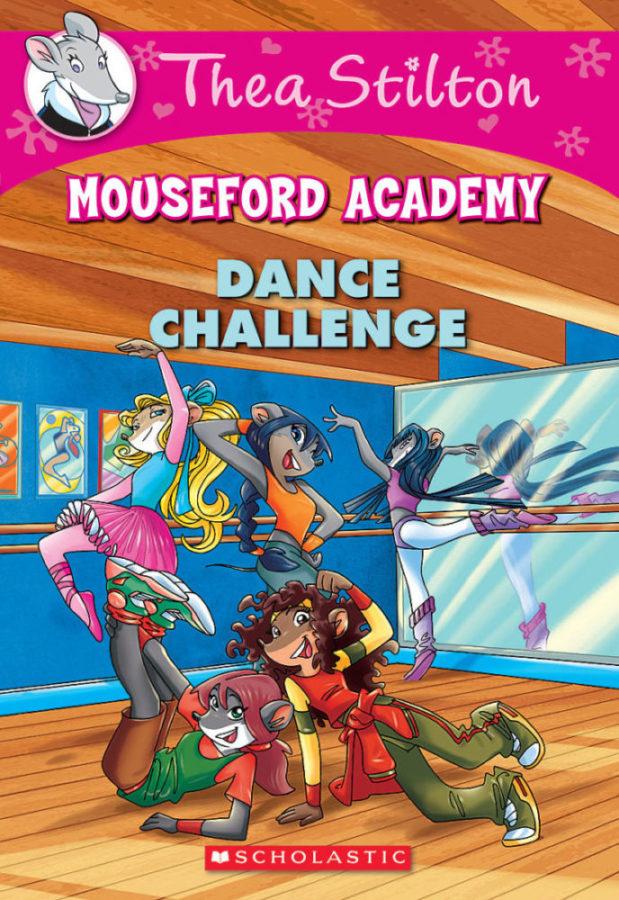 Thea Stilton - Dance Challenge