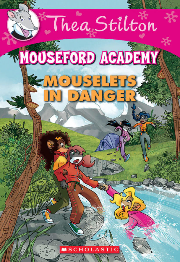 Thea Stilton - Mouselets in Danger