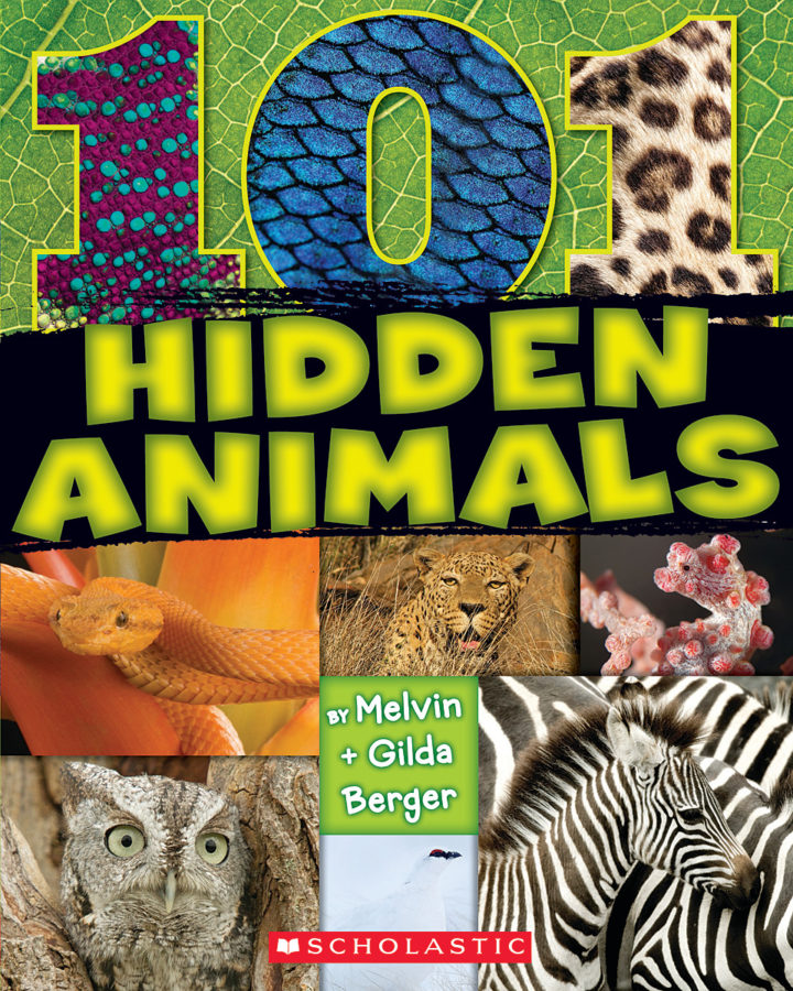 Gilda Berger - 101 Hidden Animals