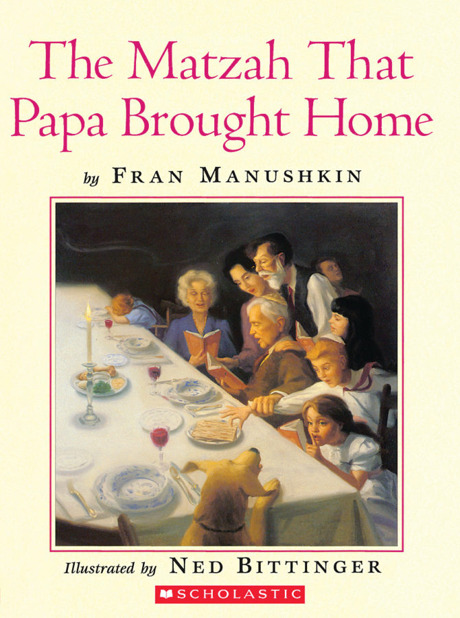 Fran Manushkin - The Matzah That Papa Brought Home