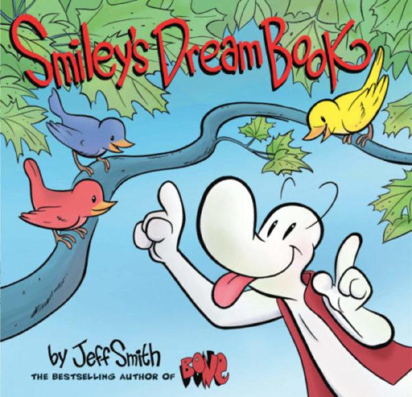 Jeff Smith - Smiley's Dream Book