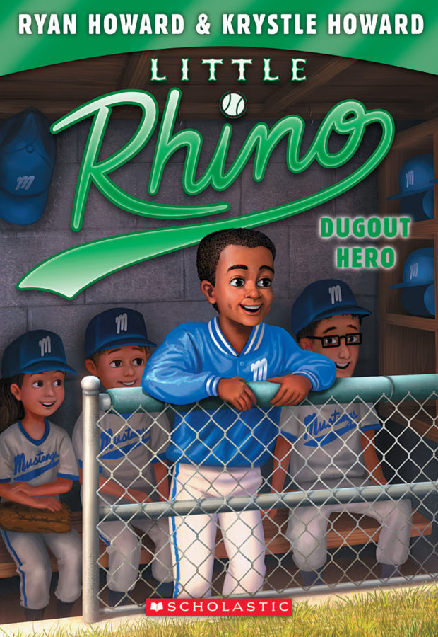 Krystle Howard - Little Rhino #3: Dugout Hero
