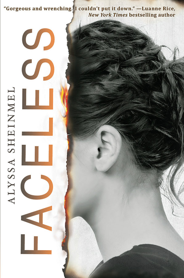 Alyssa Sheinmel - Faceless