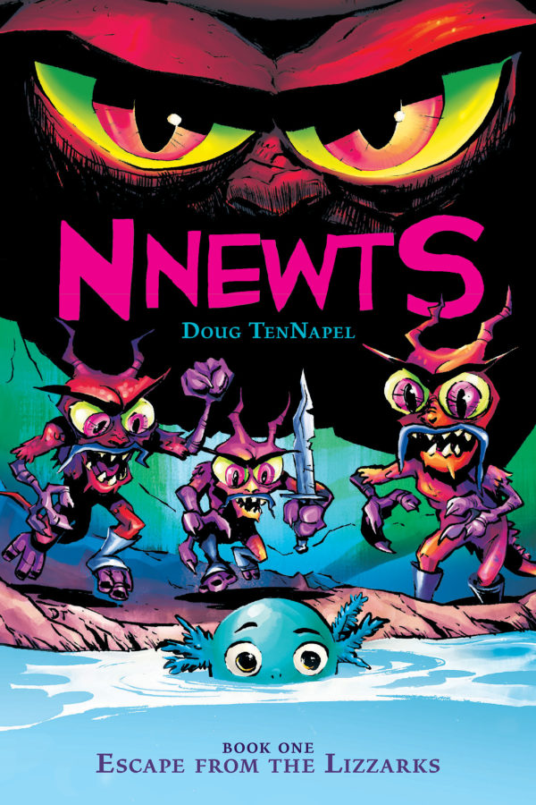 Doug TenNapel - Escape from the Lizzarks