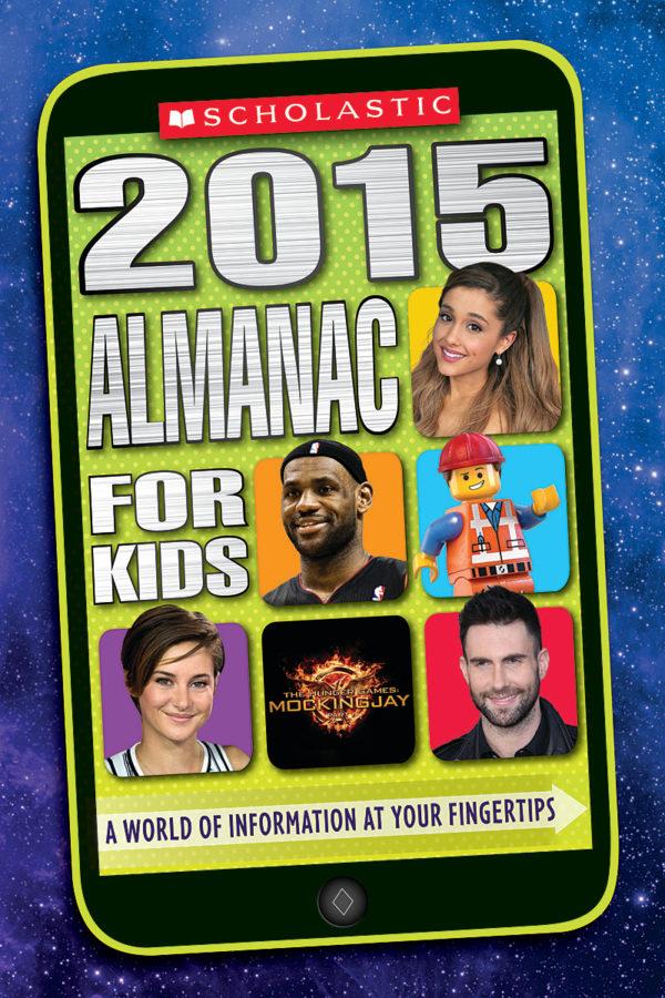Scholastic - Scholastic Almanac for Kids 2015