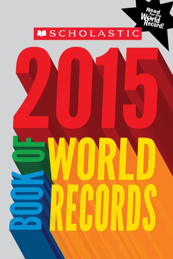 Jenifer Corr Morse - Scholastic Book of World Records 2015