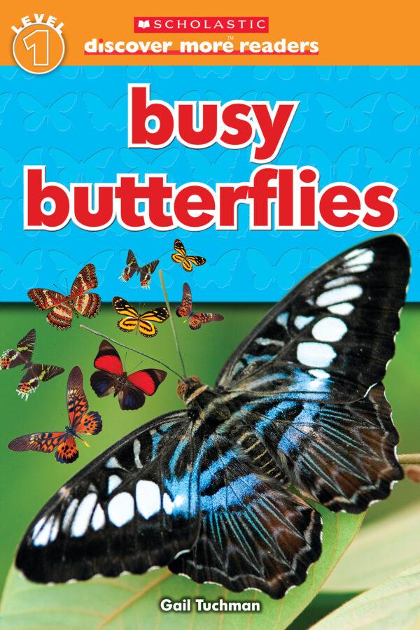 Gail Tuchman - Busy Butterflies