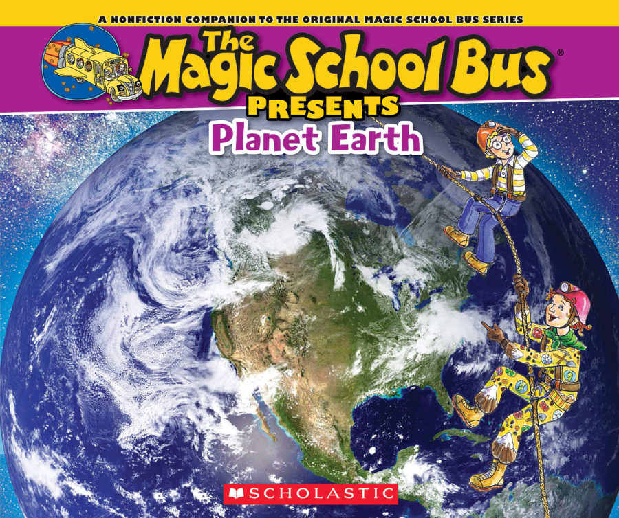 Tom Jackson - The Magic School Bus Presents Planet Earth