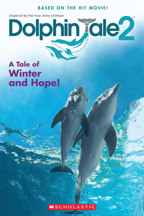 Gabrielle Reyes - Dolphin Tale 2: A Tale of Winter and Hope