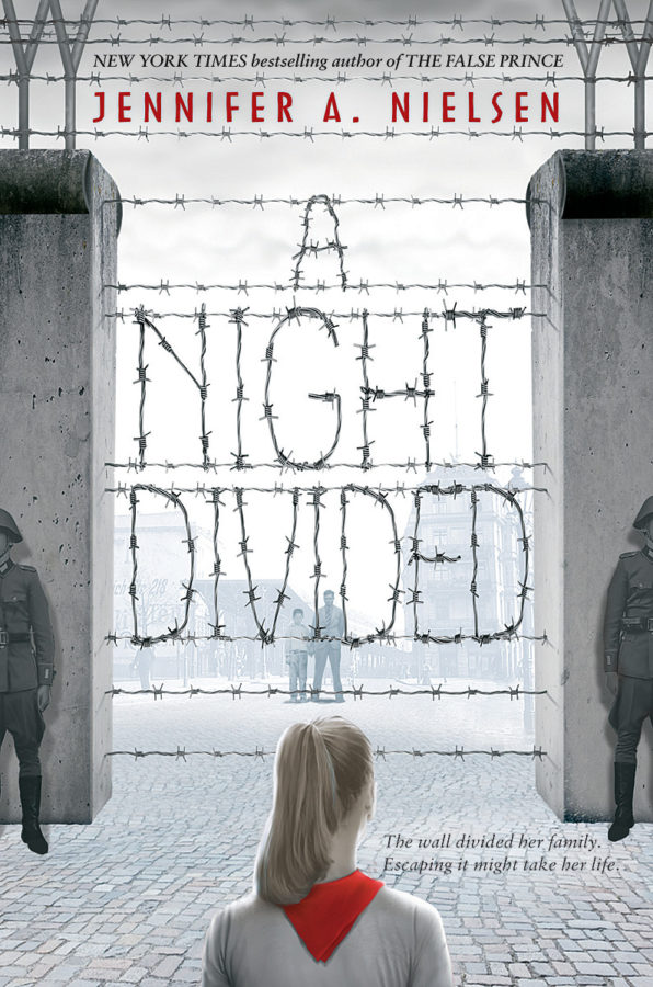 Jennifer A. Nielsen - A Night Divided