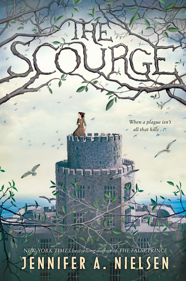 Jennifer A. Nielsen - Scourge, The