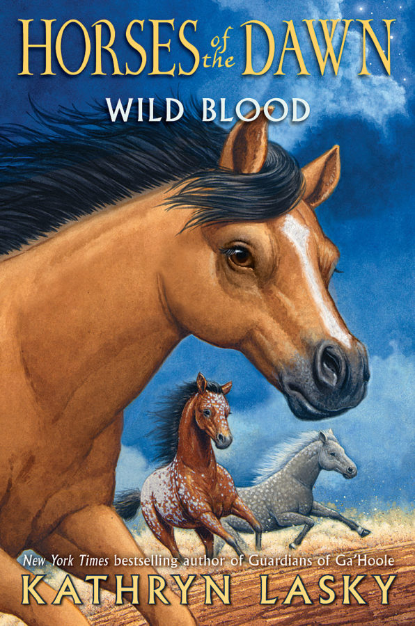 Kathryn Lasky - Wild Blood