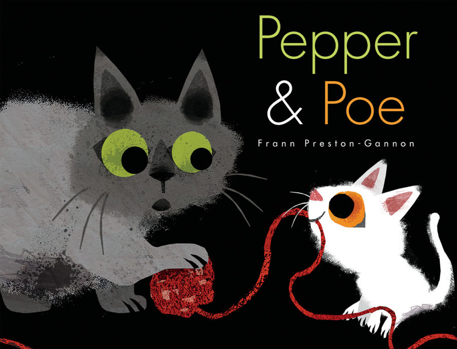 Frann Preston-Gannon - Pepper & Poe