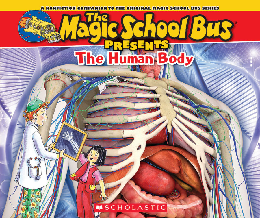 Dan Green - The Magic School Bus Presents The Human Body