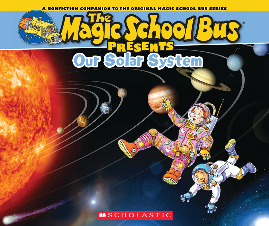 Tom Jackson - The Magic School Bus Presents Our Solar System