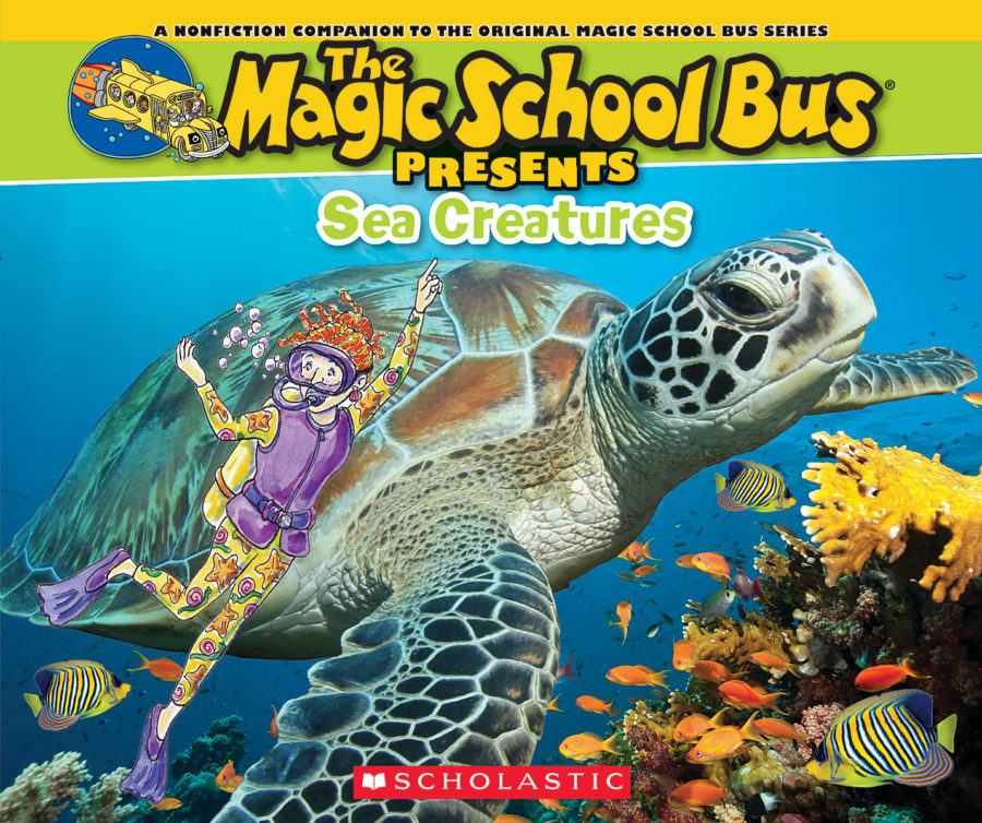 Tom Jackson - The Magic School Bus Presents Sea Creatures