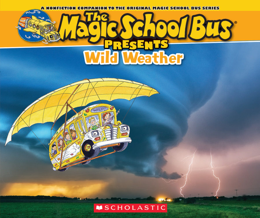 Sean Callery - Magic School Bus Presents: Wild Weather