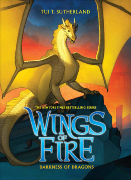 Wings of Fire | Books, Graphic Novels | Scholastic Kids