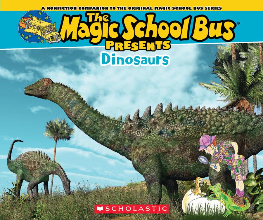 Tom Jackson - The Magic School Bus Presents Dinosaurs