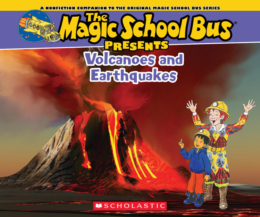 Tom Jackson - The Magic School Bus Presents Volcanoes and Earthquakes
