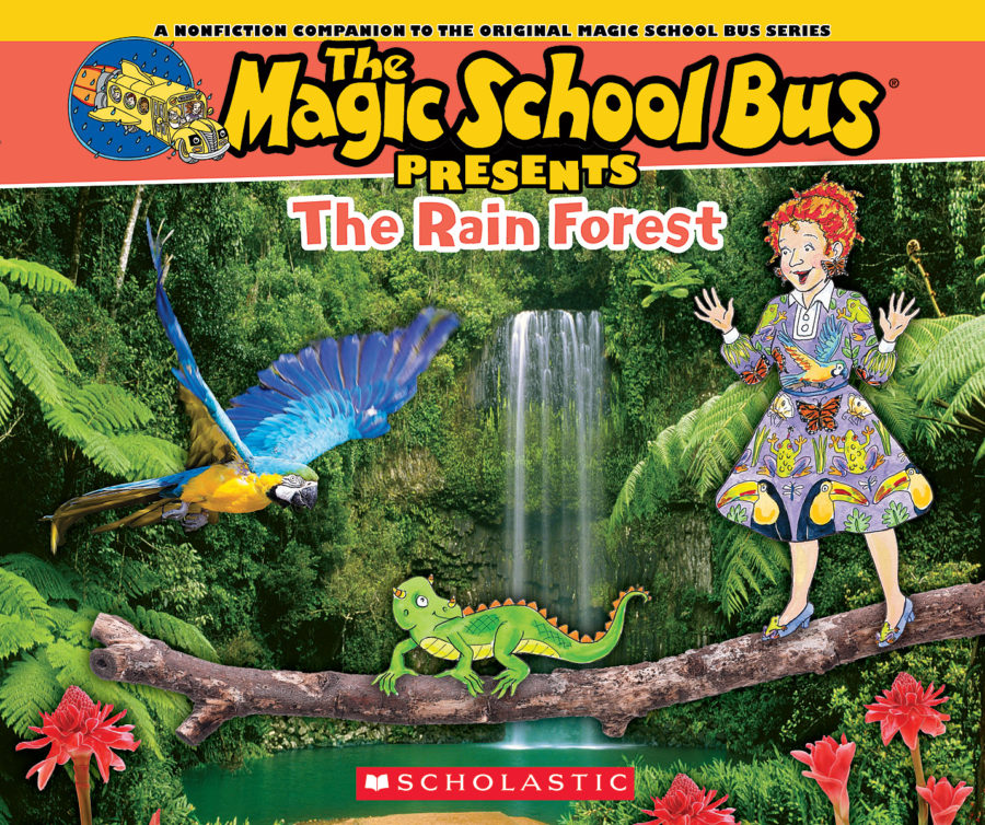 Tom Jackson - The Magic School Bus Presents the Rainforest
