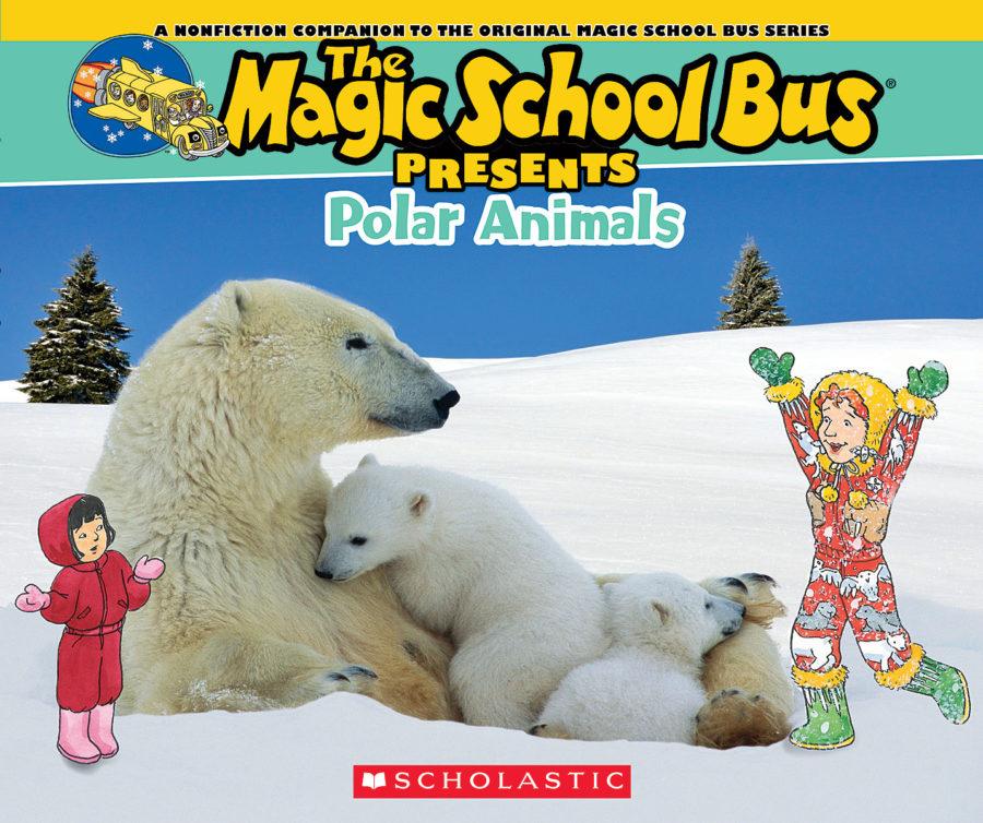 Cynthia O'Brien - Magic School Bus Presents: Polar Animals
