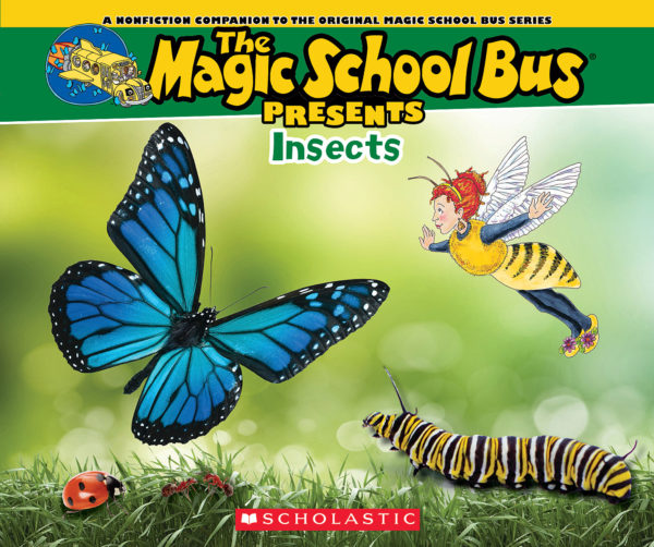Tom Jackson - The Magic School Bus Presents Insects