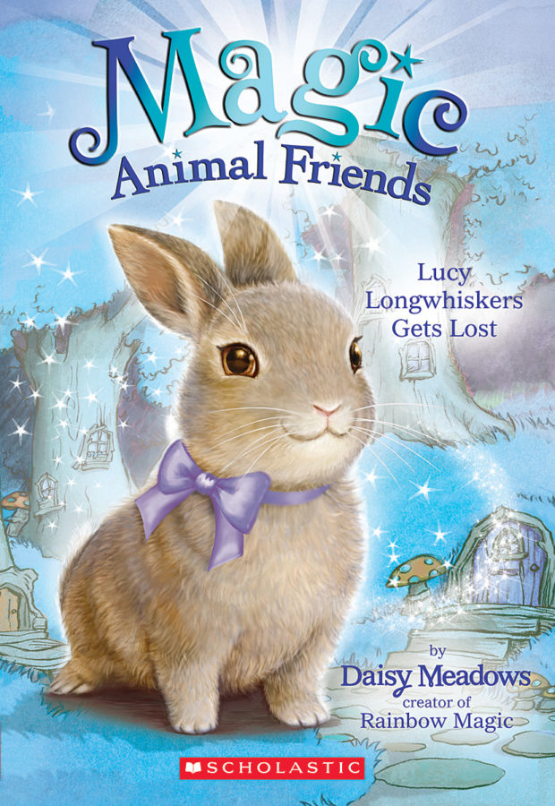 Daisy Meadows - Lucy Longwhiskers Gets Lost