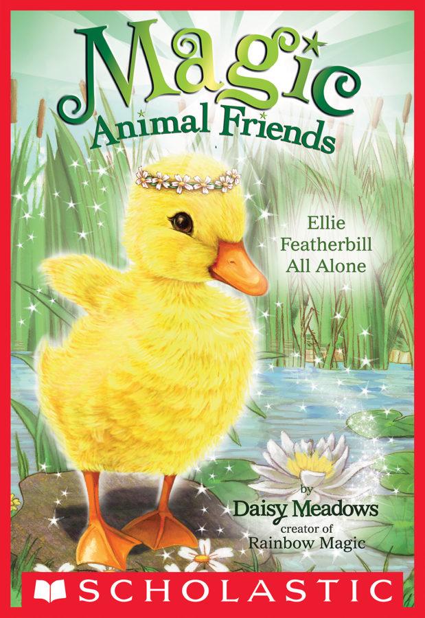 Daisy Meadows - Ellie Featherbill All Alone