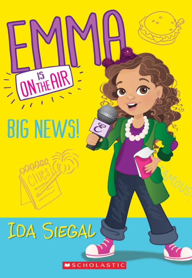 Ida Siegal - Big News!