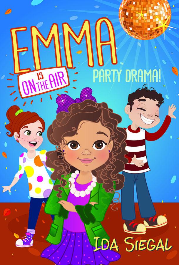 Ida Siegal - Party Drama!