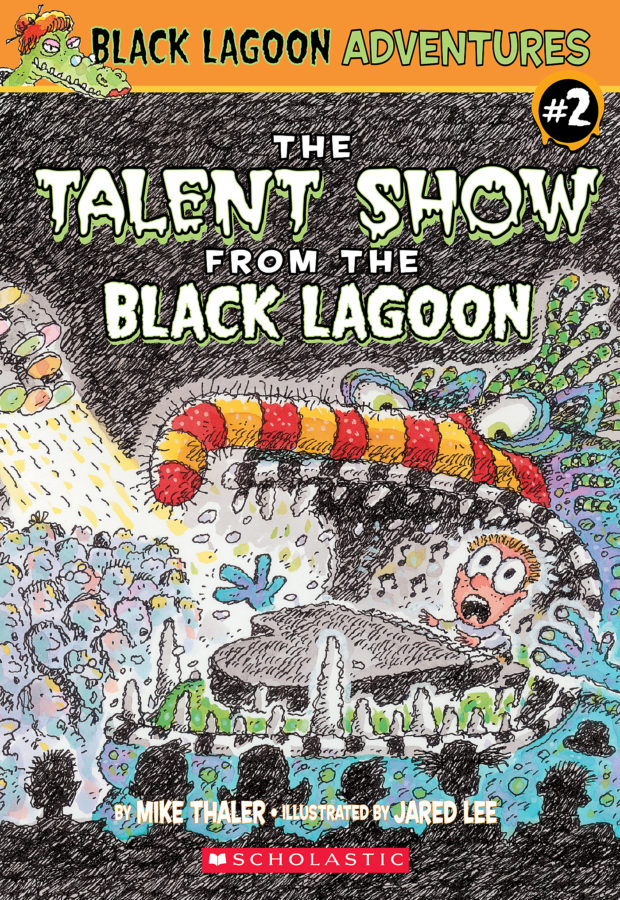 Mike Thaler - The Talent Show from the Black Lagoon