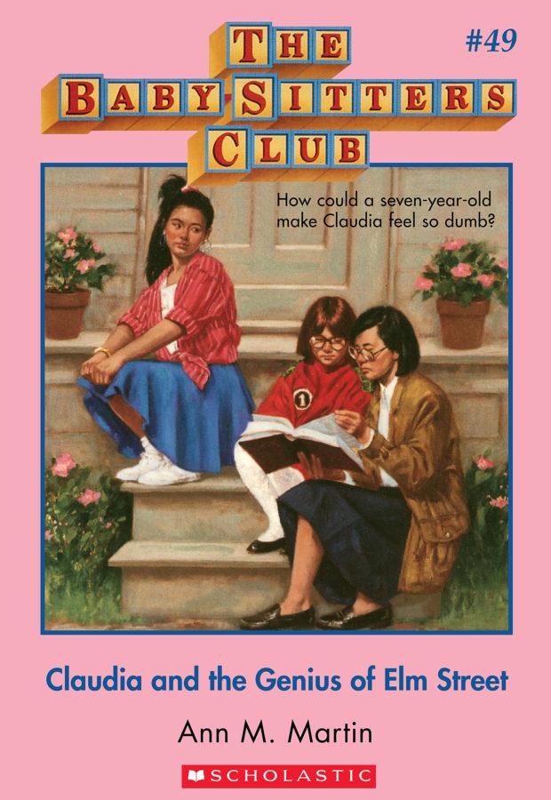 Ann M. Martin - Claudia and the Genius of Elm Street