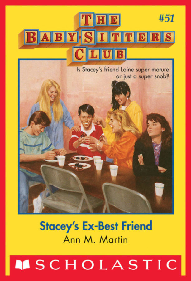 Ann M. Martin - Stacey's Ex-Best Friend