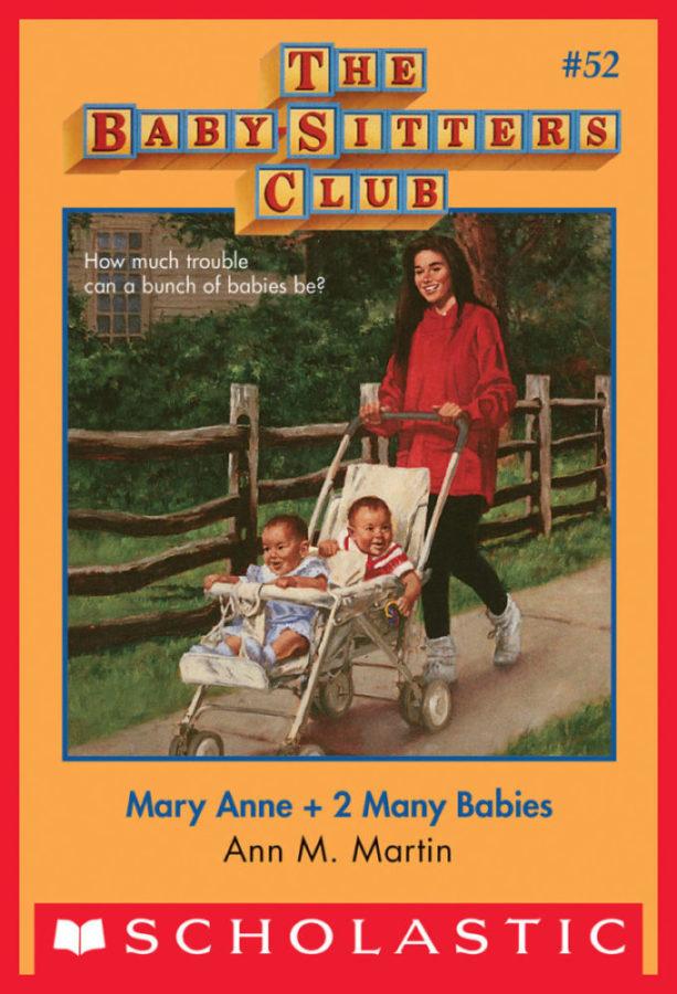 Ann M. Martin - Mary Anne + 2 Many Babies