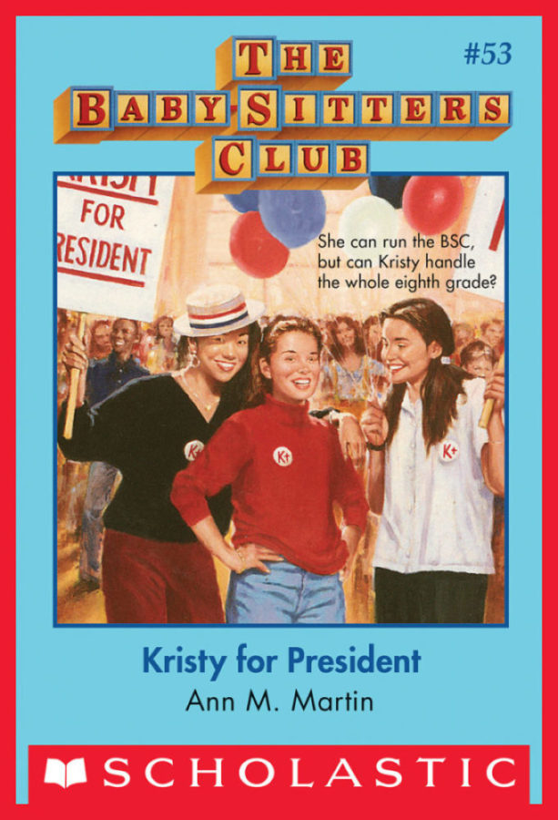 Ann M. Martin - Kristy for President