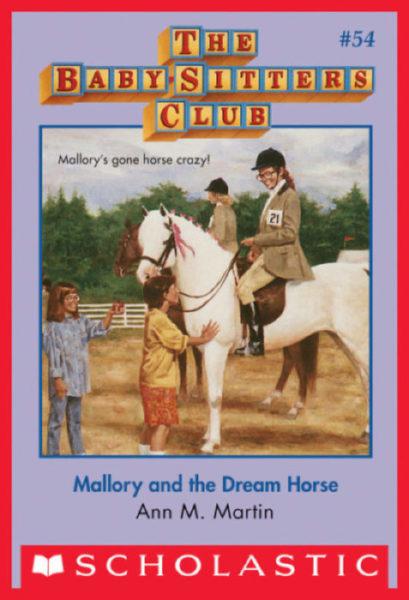 Ann M. Martin - Mallory and the Dream Horse