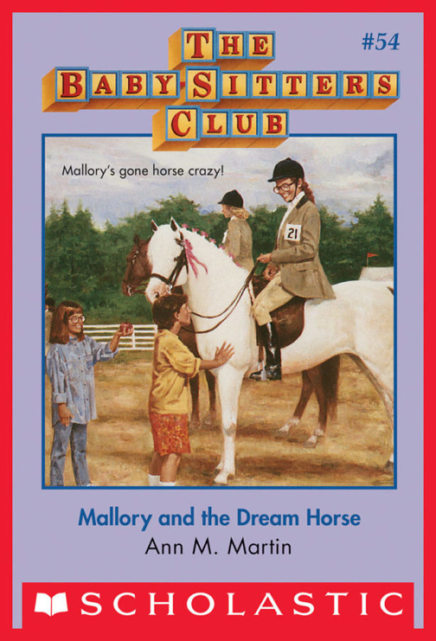 Ann M. Martin - Mallory and the Dream Horse