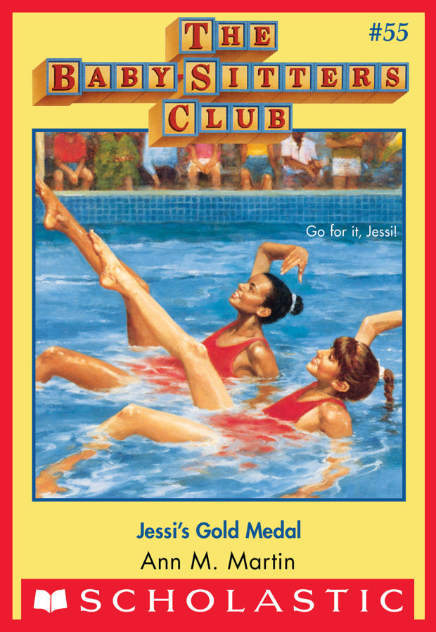 Ann M. Martin - BSC #55: Jessi's Gold Medal