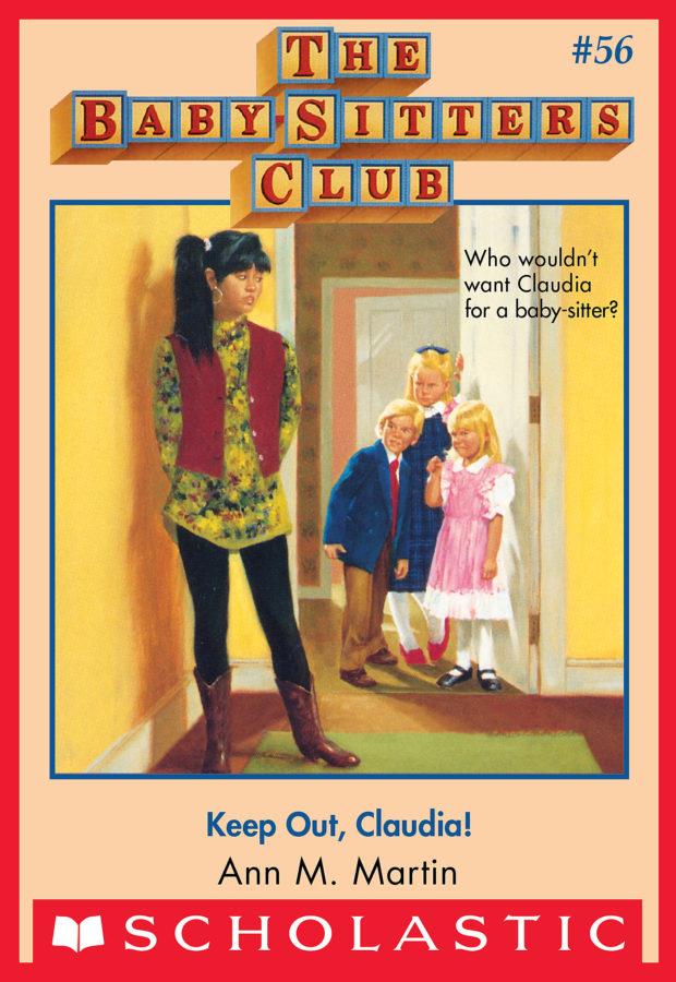Ann M. Martin - Keep Out, Claudia!