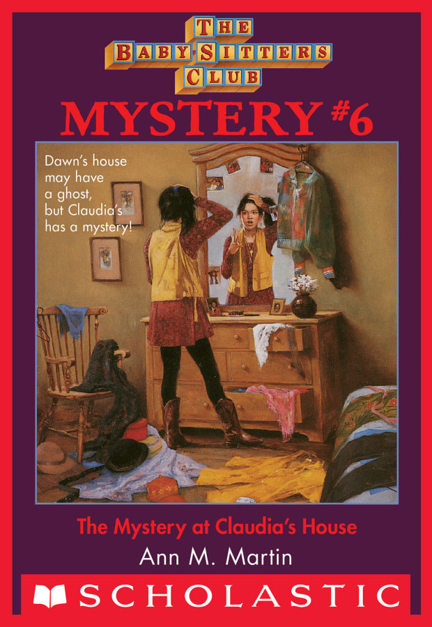 Ann M. Martin - Mystery at Claudia's House