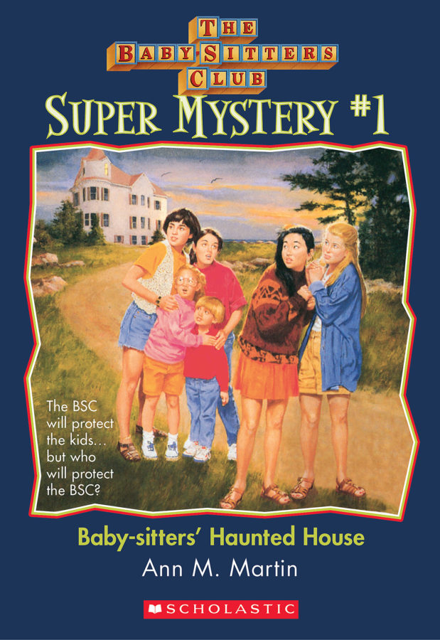 Ann M. Martin - Baby-Sitters' Haunted House