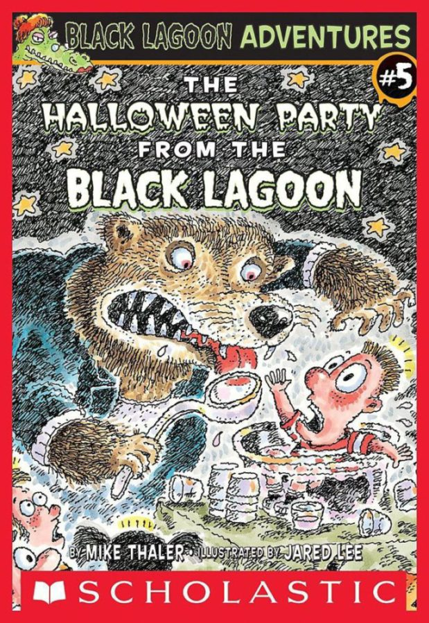 Mike Thaler - The Halloween Party from the Black Lagoon