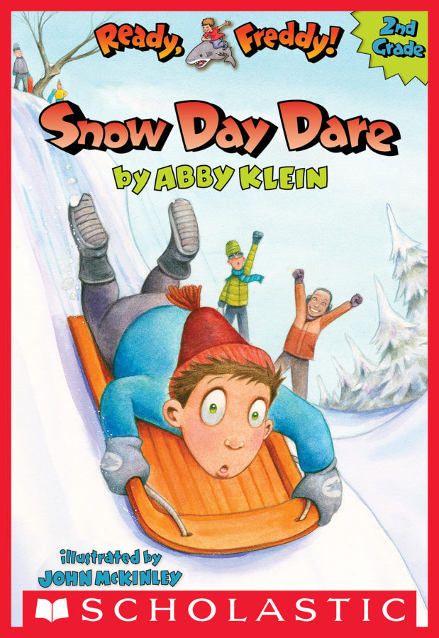 Abby Klein - Snow Day Dare