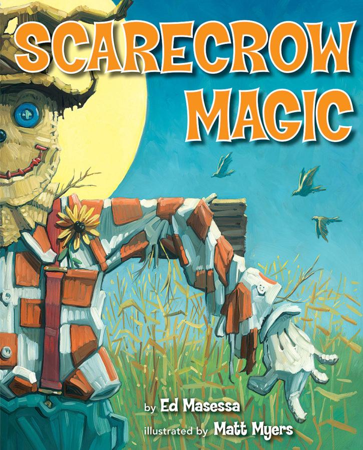 Ed Masessa - Scarecrow Magic