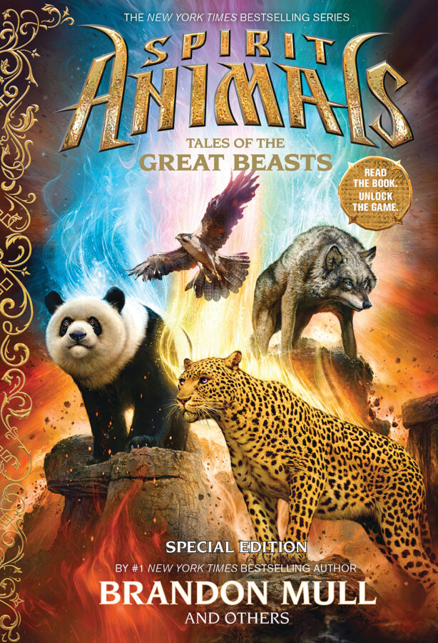 Emily Seife - Spirit Animals: Special Edition: Tales of the Great Beasts