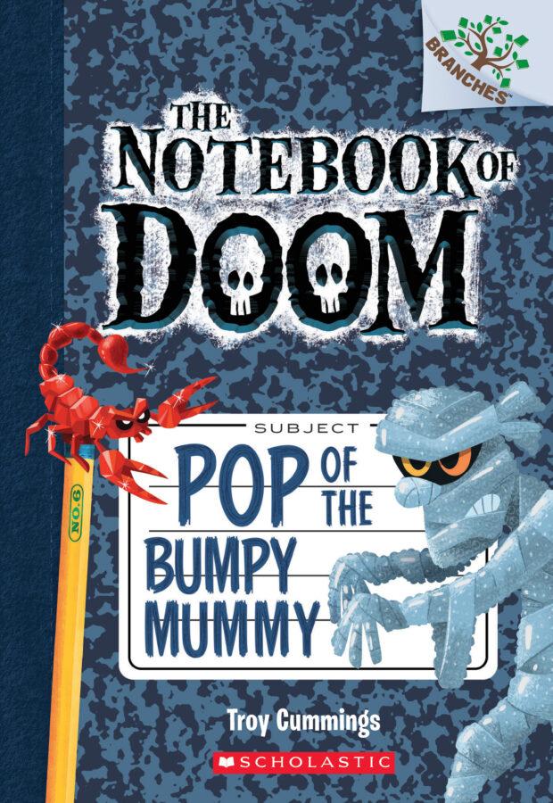 Troy Cummings - Pop of the Bumpy Mummy